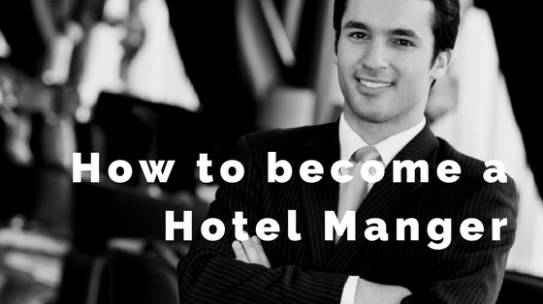 Get Trained From A Top Hotel Management College And Become A Hotel Manager