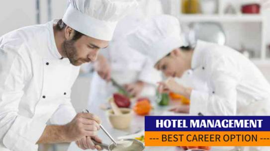 Enhance Your Future With The Latest Career Scope In Hotel Management