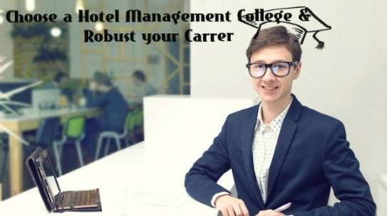 How a Hotel Management Institute in W.B can help you achieve your Career Goal
