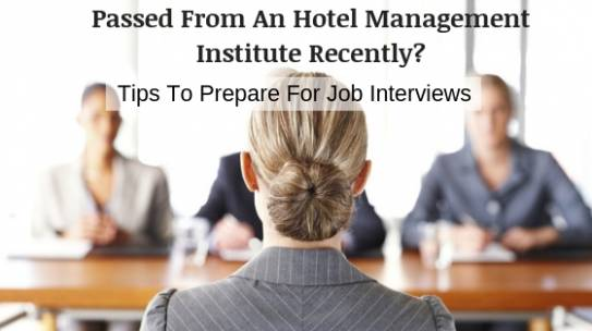 Joining A Top Hotel Management Institute? 4 Tips On Career Planning